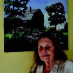 Deux tableaux de Danièle Clément pour la population armandoise