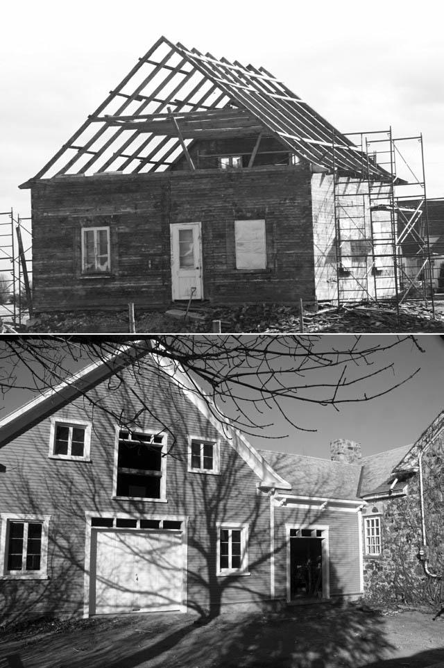 Maison à l'Acadie
