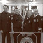 Des pompiers de Saint-Armand /Philipsburg honorés