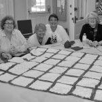 Les tricoteuses de Saint-Armand voient grand!