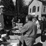 Retour du marché fermier de Frelighsburg