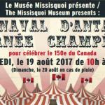 Le musée Missisquoi présente un Carnaval d'Antan