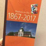 L'album du 150e anniversaire de la ville de Dunham