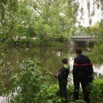Rendez-vous familial sur les bords de la Rivière-aux-Brochets