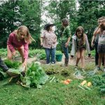 Nouveau jardin communautaire et collectif à Bedford