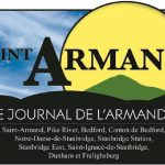Le journal Le Saint-Armand a 15 ans!