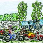 Basta les motos !