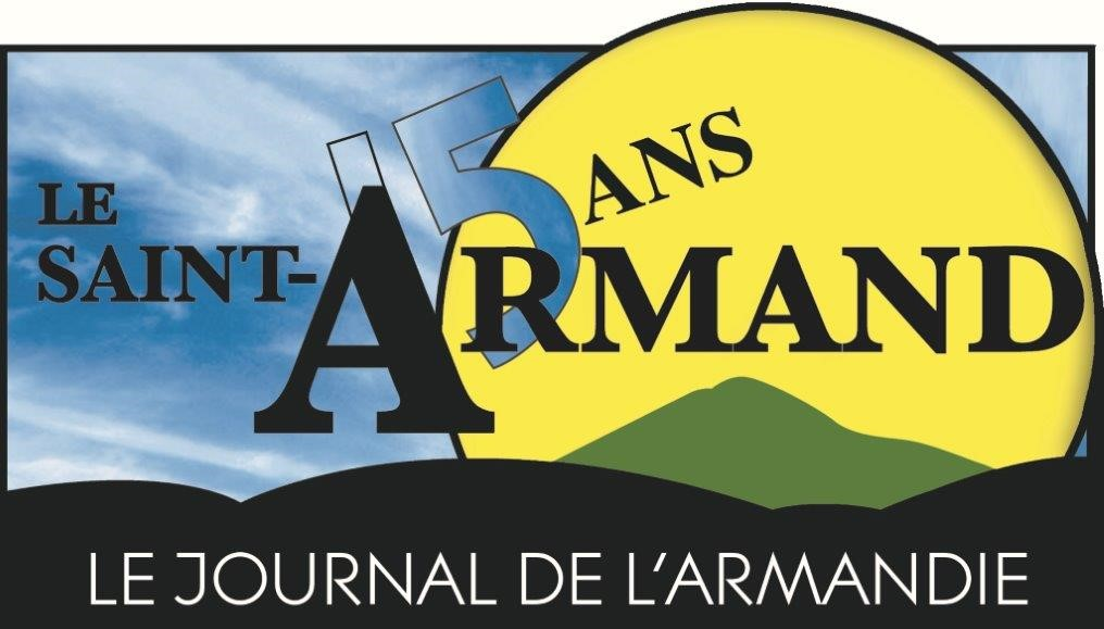 Logo Journal St-Armand