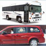 Services de transport pour ceux et celles qui ne peuvent pas conduire