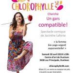 Chlorophylle 38 cherche un gars compatible
