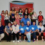 Maladie d'Alzheimer:une marche réussie à Bedford!