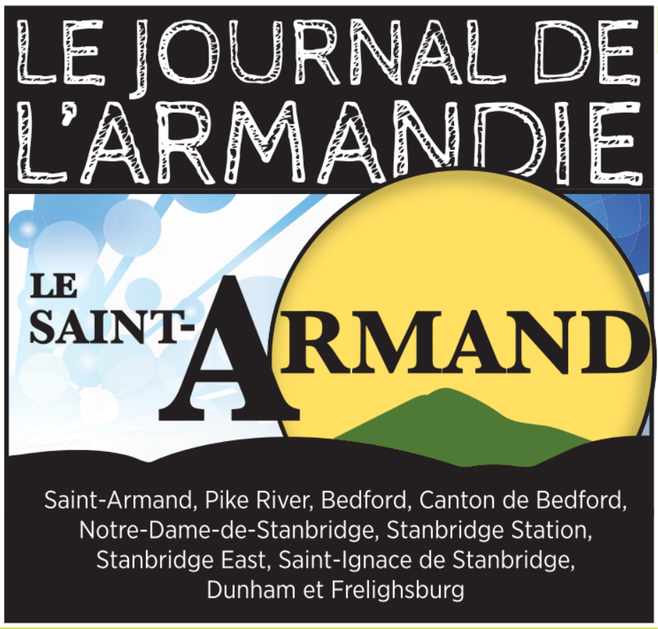 Logo Journal St-Armand
