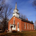 L'Église ancestrale de Pigeon Hill mise en vente